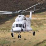 """Авиакомпания """"Тува-Авиа"""" получила второй вертолет Ми-8МТВ-1"""