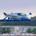 Экспериментальный летательный аппарат Boeing разбился во время тестового полета