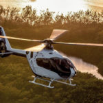 H135 с Helionix прилетел в Россию