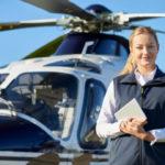 Как правильно перевезти пассажира на вертолете?