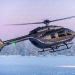 Первый твердый контракт с российским заказчиком на вертолет ACH145 с пятилопастным винтом