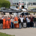 Прототип аэротакси CityAirbus впервые поднялся в воздух