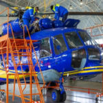 Строительство первого в Каспийском регионе центра ТОиР вертолетов Миль завершится к концу года