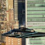Uber запускает в Нью-Йорке вертолетное такси