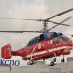 """""""Вертолеты России"""" представляют гражданскую технику на московской вертолетной выставке"""