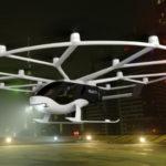 Volocopter  раскрыла характеристики мультикоптера VoloCity
