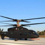 Высокоскоростной вертолет SB-1 Defiant совершил первый полет